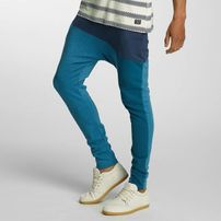 Just Rhyse 3 Tone Sweatpants Blue