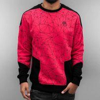 Just Rhyse *B-Ware* Spider Sweatshirt Red