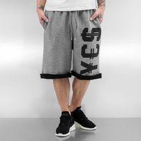 Just Rhyse *B-Ware* Yes Shorts Grey