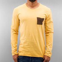 Just Rhyse Breast Pocket Longsleeve Yellow