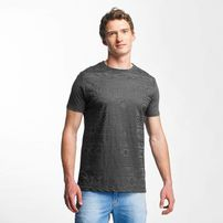 Just Rhyse Casmalia T-Shirt Black