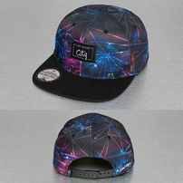 Just Rhyse City Lines Snapback Cap Colored