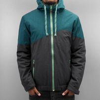 Just Rhyse Dacio Jacket Black/Green