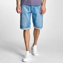 Just Rhyse Dakar Jeans Shorts Light Blue Denim