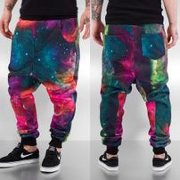 Just Rhyse Galaxy Sweat Pants Colored
