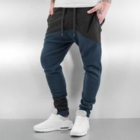 Just Rhyse Löbau Sweatpants Blue/Dark Grey