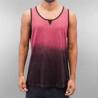 Just Rhyse Milton Tank Top Burgundy/Black