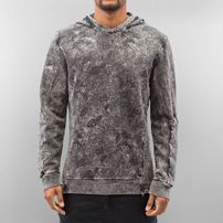 Just Rhyse Paisley Hoody Grey