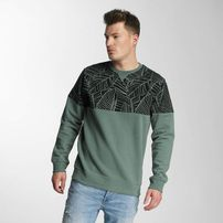 Just Rhyse Palms Sweatshirt Half Moon Bay Green
