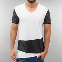 Just Rhyse PU T-Shirt White