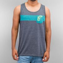Just Rhyse Sheet Tank Top Anthracite