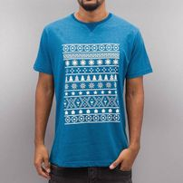 Just Rhyse Snow T-Shirt Blue