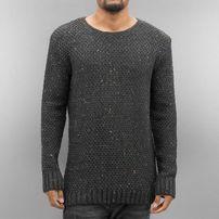 Just Rhyse Soft Knit Sweatshirt Anthracite