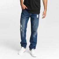 Pánske nohavice Just Rhyse Straight Fit Jeans Blue