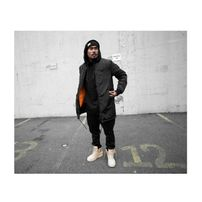 K1X Long Bomber Jacket MK2 Black