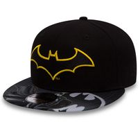DETSKÁ ŠILTOVKA New Era 9Fifty Child Batman Character outline Enfant Noire