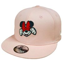 DETSKÁ Kids New Era 9Fifty Youth Minnie Mouse Disney Exression Pink