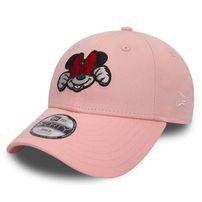DETSKÁ ŠILTOVKA New Era 9Forty TOODLER Minnie Mouse Disney Expression Pink