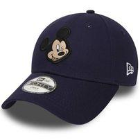 Detská šiltovka New Era 9Forty Youth Disney Patch Mickey Mouse Navy