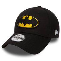 Detská šiltovka New Era 9Forty Youth Essential Batman Black Yellow