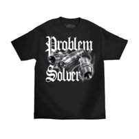 Mafioso Clothing Problem Solver Tee Black