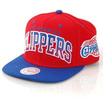 Mitchell & Ness Arch Gradient LA Clippers Snapback