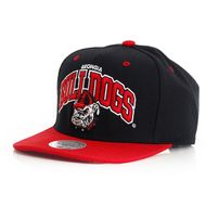 Mitchell & Ness Double Up Georgia Bulldogs