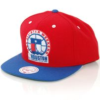 Mitchell & Ness NBA Allstar Weekend Houston Red Royal
