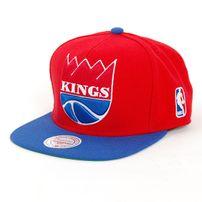 Mitchell & Ness XL Logo Sacramento Kings 2 Tone Snapback