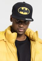 Mr. Tee Batman Snapback blk/blk