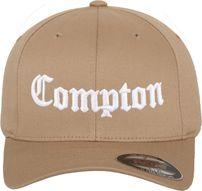 Mr. Tee Compton Flexfit Cap khaki