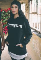Mr. Tee Compton Hoody black