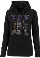 Mr. Tee Justin Bieber 90s Hoody black
