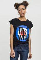 Mr. Tee Ladies The Who Classic Target black