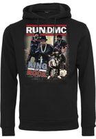 Mr. Tee Run DMC King of Rock Hoody black