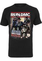Mr. Tee Run DMC King of Rock Tee black