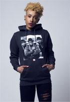 Mr. Tee Run DMC Trio Hoody charcoal