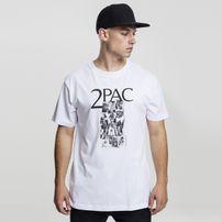 Mr. Tee Tupac Collage Tee white