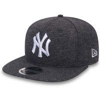 Šiltovka New Era 9Fifty Snapback Slub NY Yankees Gray White