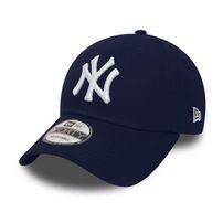 Šiltovka New Era 9Forty MLB League Basic NY Yankees Navy White