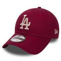 Šiltovka New Era 9Forty MLB League Essential LA Dodgers Cardinal Red