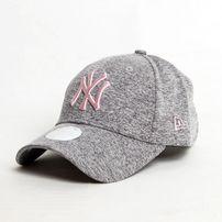 Dámska Šiltovka New Era 9Forty Woman Tech Jersey NY Grey Pink