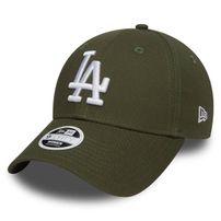 Dámska Šiltovka New Era 9Forty Womens Essential LA Dodgers Rifle Green