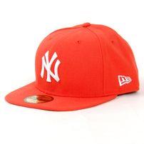 New Era League Basic MLB NY Yankees Orange White