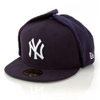 New Era League Basic NY Yankees Dog Ear Cap
