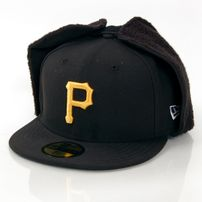 New Era League Basic Pitsburgh Pirates Dog Ear Cap