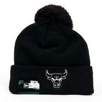 Zimná čapica New Era Logo Shine Bobble Chicago Bulls Winter Cap