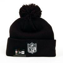Zimná čapica New Era Logo Shine Bobble NFL Logo Winter Cap