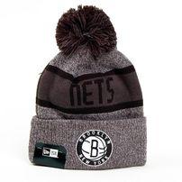 Zimná čapica New Era NBA Marl Knit Brooklyn Nets