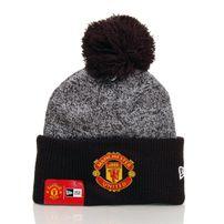 Zimná čapica New Era Oversized Cuff Marl Manchester United